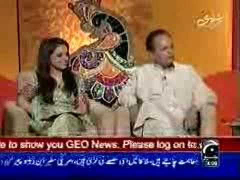 Shadi Online Show on Geo Part 1 - mALIKbhye