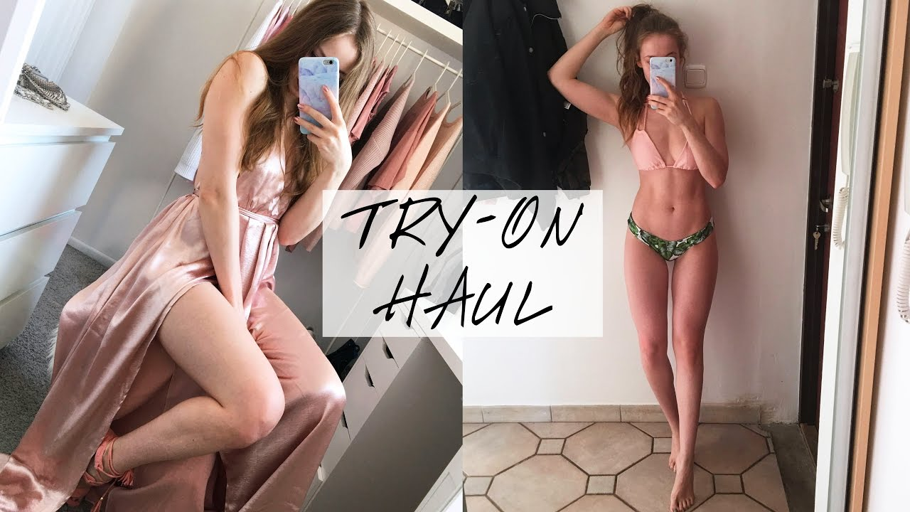 TRY-ON HAUL: WIOSNA 2017