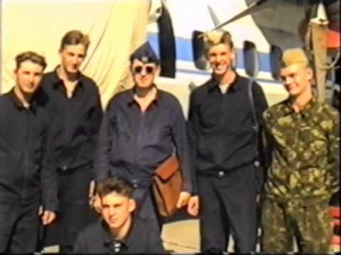 Полеты в Ртищево 1997