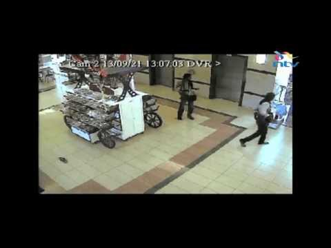 Westgate Mall Siege: New graphic CCTV footage emerges