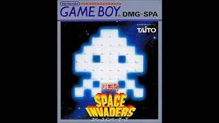 (GB)スペースインベーダー/Space Invaders-Soundtrack