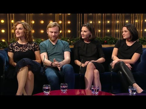 "Researching 1916 - ""Rebellion"" cast 