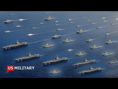 Just How Powerful is 7th Fleet? U.S Warships 2021