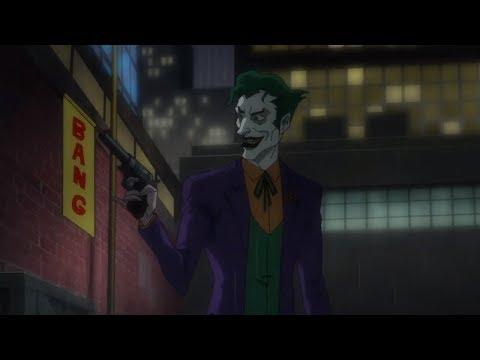 Robbery at the opera | Batman Hush