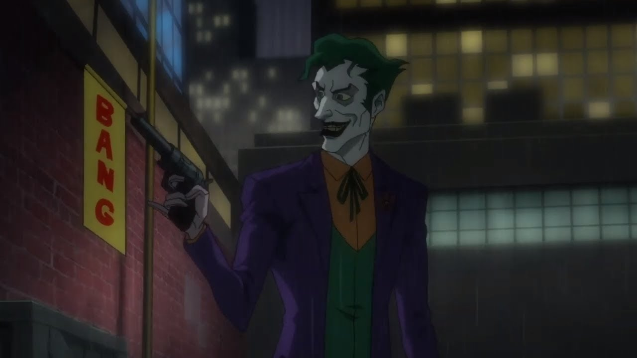 Robbery At The Opera Batman Hush Youtube