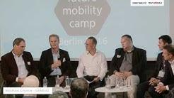 Future Mobility Camp 2016   DB mindbox   Berlin