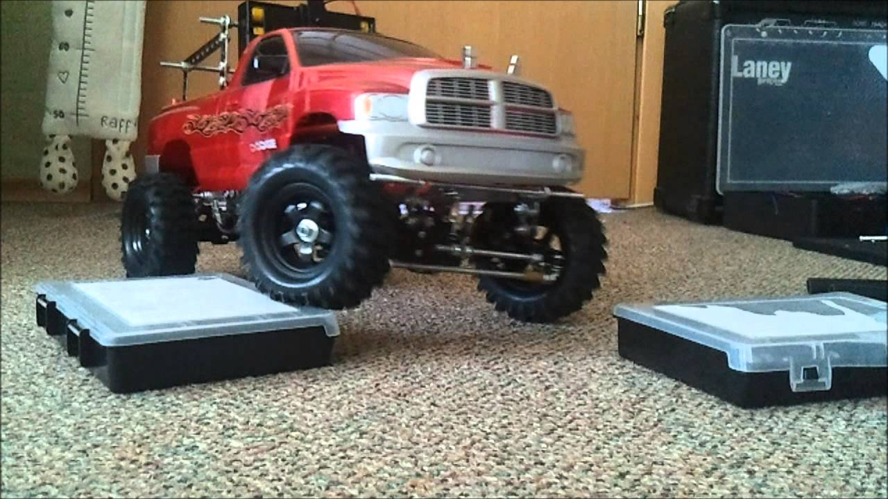 Homemade Rc Dodge Ram Android Bluetooth Remote Control