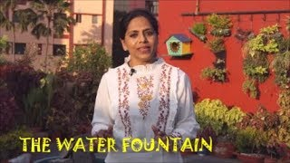 THE WATER FOUNTAIN Complete DIY    BILINGUAL