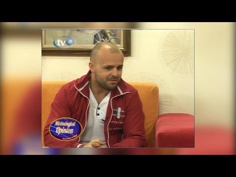 """MIRËMËNGJESI OPINION"" - Granit Paqarizi, Gold Gym Fitnes dhe Gold Healthy Food - 06.11.2015"