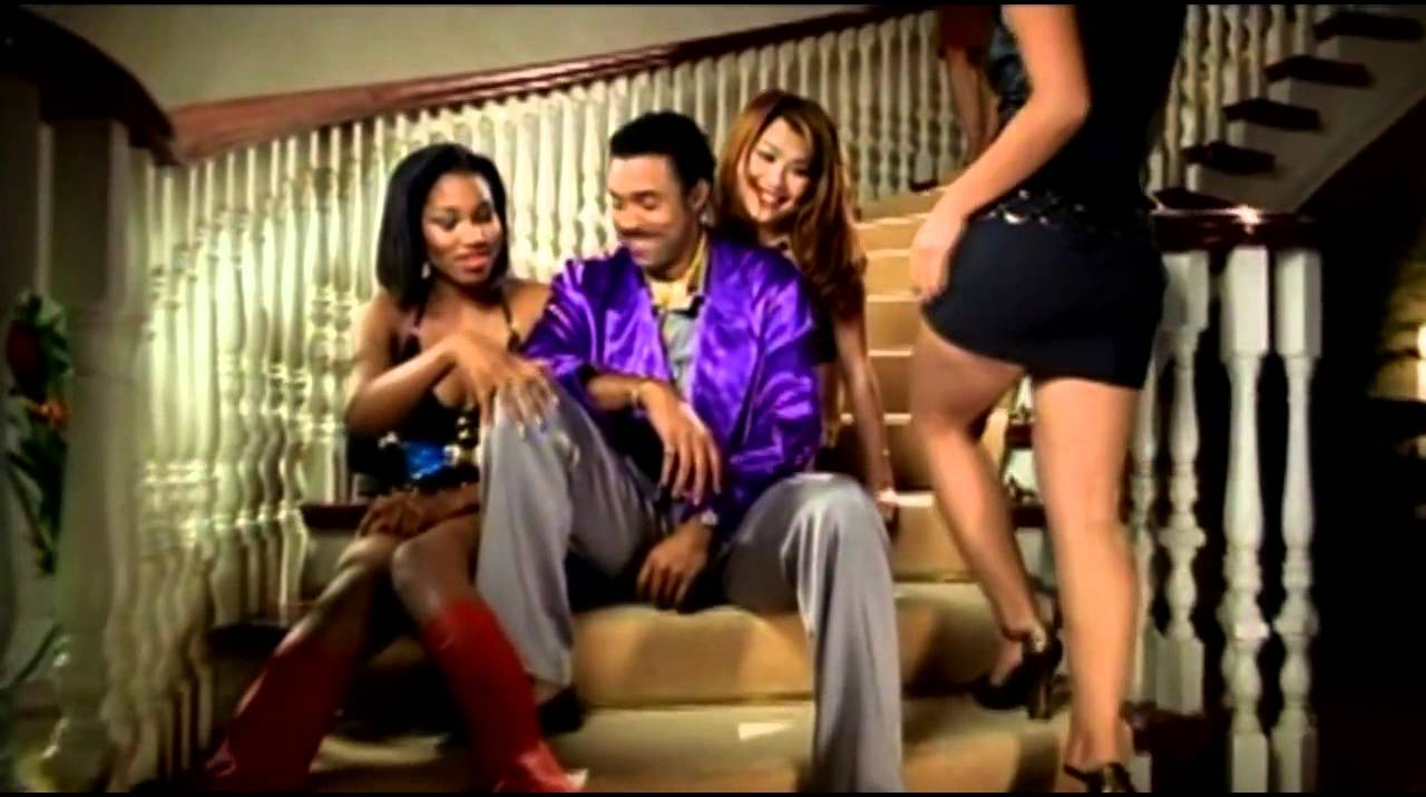 Caught me red handed banging on the bathroom floor lyrics - Shaggy It Wasn T Me Official Music Video 720p