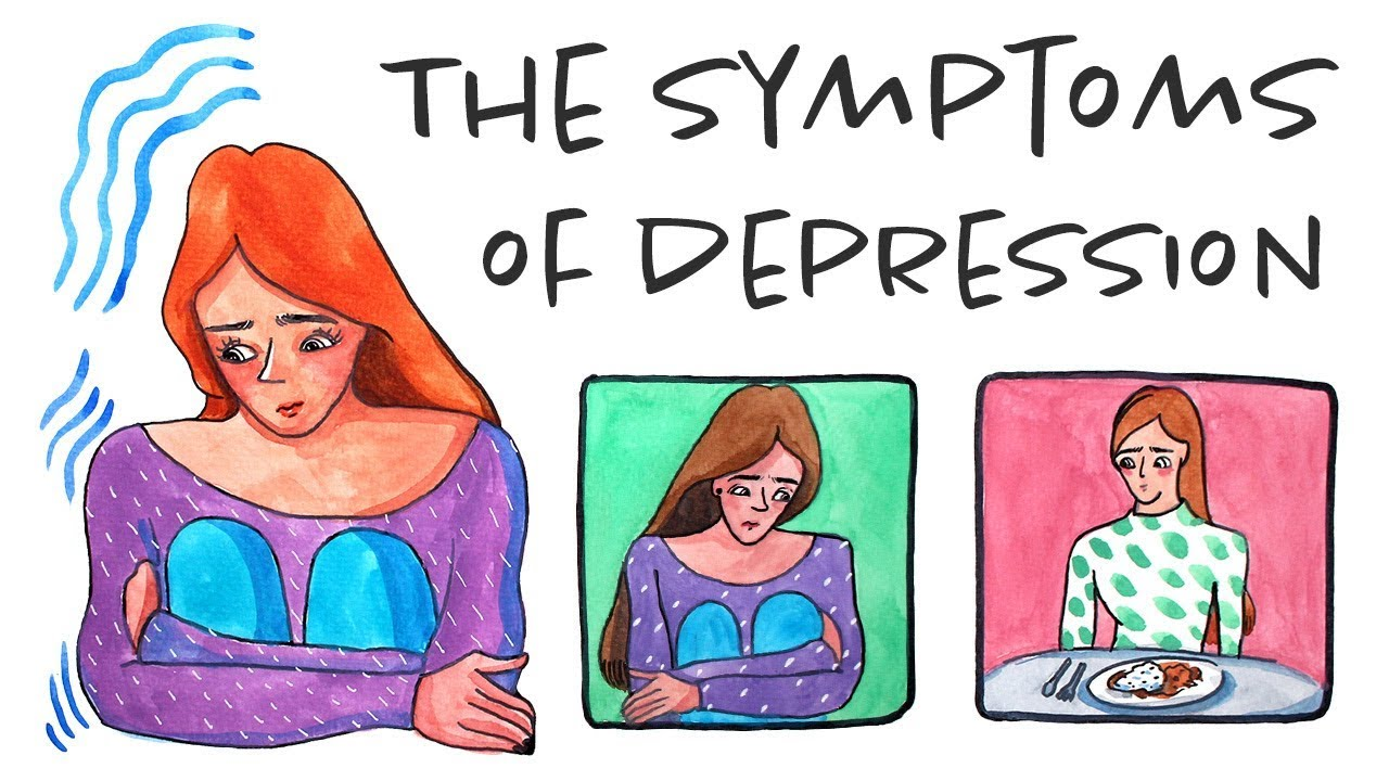 symtom depression test