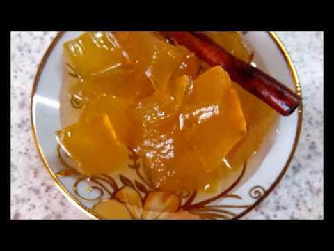 Как варить варенье из арбуза рецепт с фото
