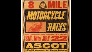 AMA Ascot Park Half Mile National - Ronnie Jones - Part 1