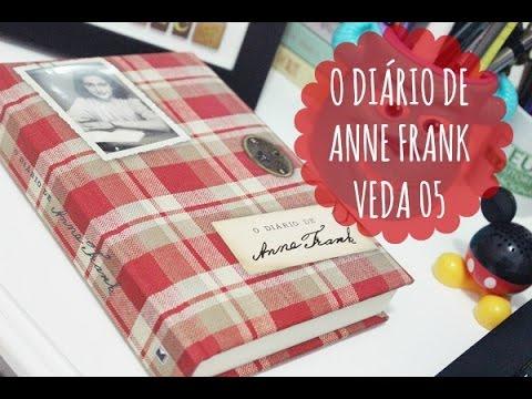 O Diário de Anne Frank - Edição de Luxo @EditoraRecord | #