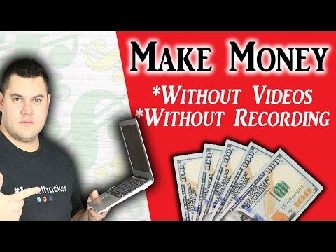 How To Make Money On YouTube Without Making Videos | Earn Passive Income Online