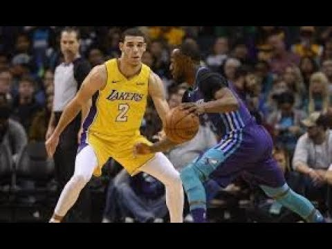 Los Angeles Lakers vs Charlotte Hornets NBA Full Highlights (16TH DECEMBER 2018-19)