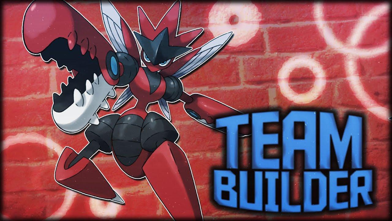 Team Builder Mega Scizor Combates Showdown