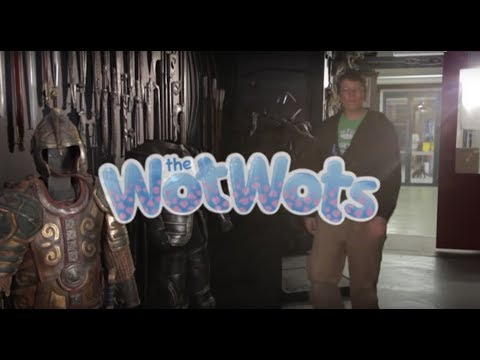 Weta Workshop's Richard Taylor talks about the WotWots