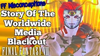 Final Fantasy Misconceptions: Adel and the worldwide communication blackout | FFVIII story dive