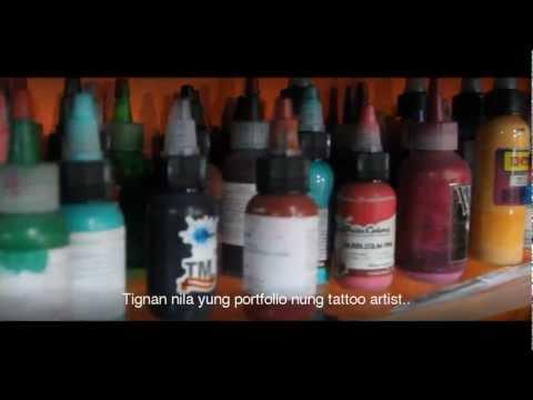 Tattud - A Take on a Filipino Tattoo Artist