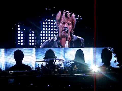 "Bon Jovi, ""Superman Tonight,"" 7/9/10, New Meadowlands Arena"
