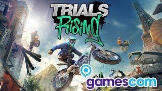 Trials Rising - Gamescom 2018