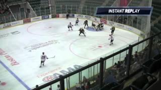 Golden Bears @ Augustana Vikings Highlights 09/04/13