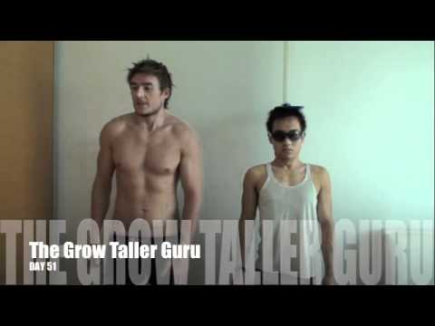 How to Grow Taller - Stretching Exercises to Increase Height - Day 51 ...
