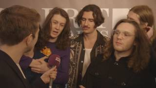 Blossoms on the BRIT Awards 2017 red carpet | Absolute Radio