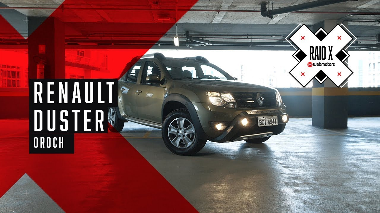 4d0f48151 Renault Duster Oroch Dynamique 1.6 | Raio X Webmotors #26 - YouTube