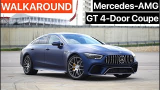 Mercedes-AMG GT 63 S 4-Door Coupe WALKAROUND