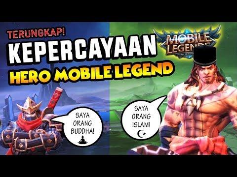 Ternyata Ini KEPERCAYAAN SEMUA HERO Mobile Legend!! (LENGKAP)