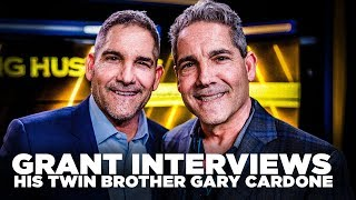 Grant Cardone's Twin Brother Gary Cardone