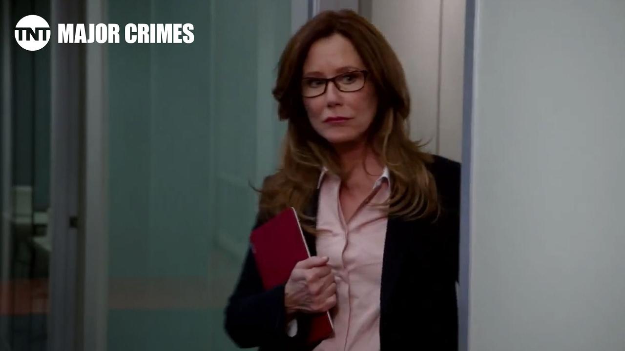 Major Crimes: Sanchez- Season 3, Ep. 1 [CLIP] | TNT