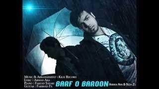 Arman Ara   Barf O Baroon ft Reza Zs