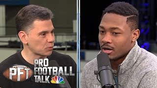Stefon Diggs not giving up on Kirk Cousins | Pro Football Talk | NBC Sports