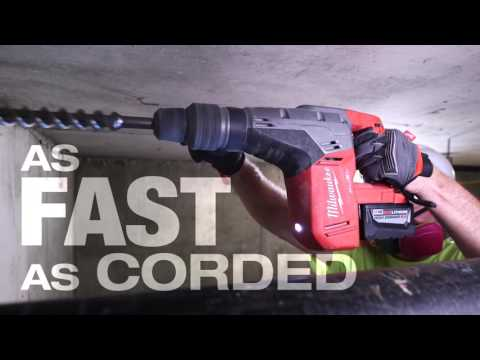 Power Tools in Ottawa – Milwaukee M18 FUEL SDS Max Rotary Hammer available at Ottawa Fastener Supply
