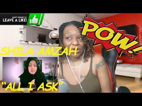 Shila amzah (COVER) ADELE