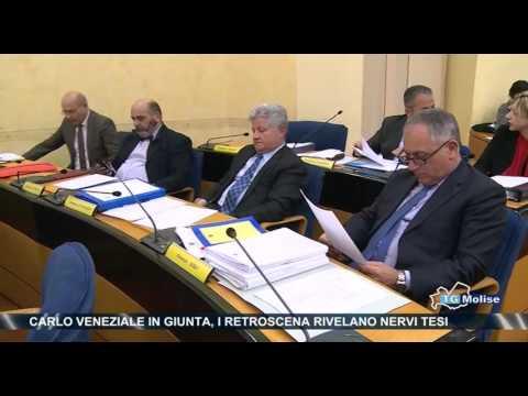 Carlo Veneziale in giunta, i retroscena rivelano nervi tesi