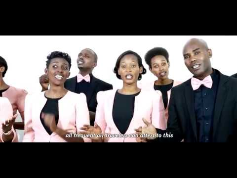 JUU ANGANI, Ambassadors of Christ Choir Album 14 Official Video 2017(+250788790149)