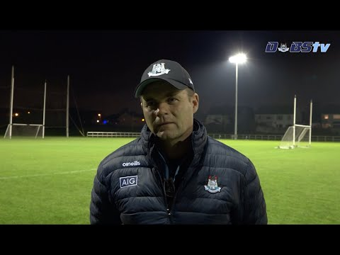 Dessie Farrell speaks to DubsTV, ahead of the All-Ireland Football Semi-Final against Cavan