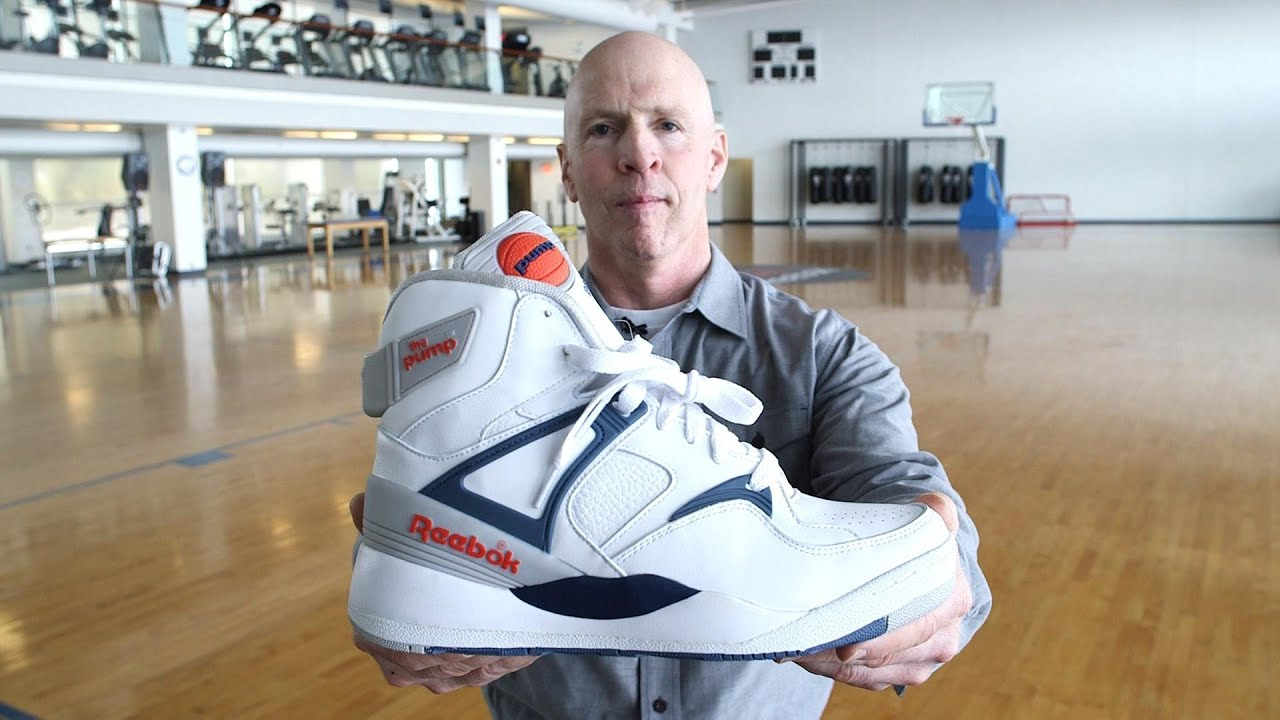 2dbcf49e1b648f Reebok Pump  Meet the Man Who Invented It - YouTube