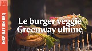 Le burger veggie Greenway ultime