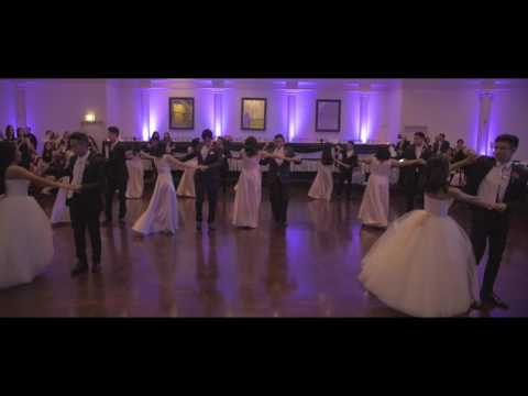 Can I have this dance- Cotillion