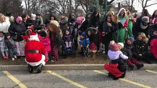 NYPD assists Santa for special needs children