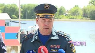 Владимир Волков лично проверил пляжи Ярославля: готовы ли они к купальному сезону