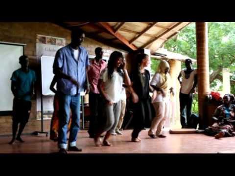 Turtle SOS The Gambia - school activities 2015