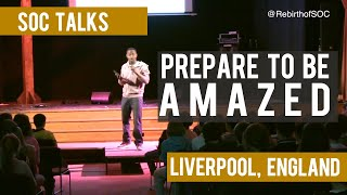 "SOC Live in the UK (3 of 7): ""Prepare to Be Amazed"" (@RebirthofSOC)"
