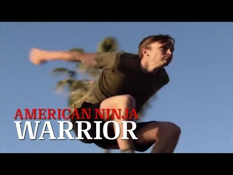 William Moseley at the 2012 Regionals  American Ninja Warrior
