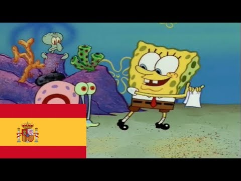 Hispanic Countries portrayed by Spongebob (REUPLOAD) (READ DESCRIPTION)